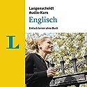 Einfach lernen ohne Buch - Englisch (Langenscheidt Audiokurs) Hörbuch von  div. Gesprochen von:  div.
