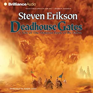 Deadhouse Gates Audiobook