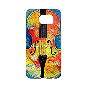 BLUEDIO Designer 3D Printed Back case cover for Samsung Galaxy S6 Edge Plus - G5316