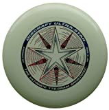 Discraft 175g Ultra Star - White - Night Glow