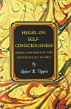 Hegel on Self-Consciousness: Desire and Death in the Phenomenology of Spirit (Princeton Monographs in Philosophy) (0691148511) by Pippin, Robert B.