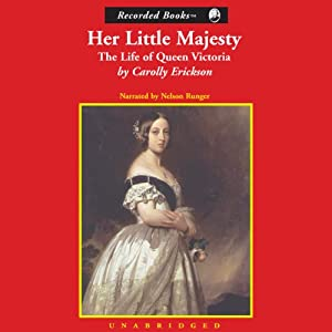 Her Little Majesty Audiobook