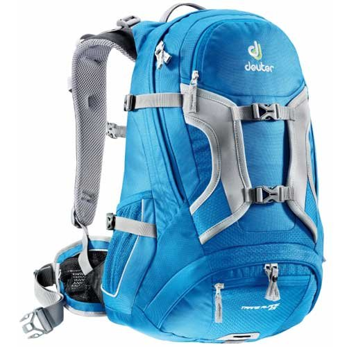 Deuter Trans Alpine 25 Backpack: Ocean