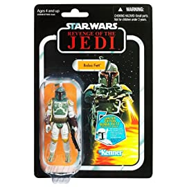 Boba Fett VC09 Star Wars Vintage Collection Action Figure