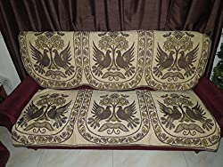 RSHP 5 SEATER WALLPAPER PIGEON DESIGN COFFEE