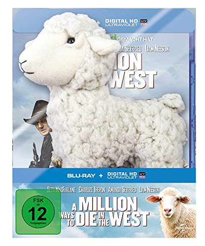 A Million Ways to Die in the West (inkl. Digital Ultraviolet) (exklusiv bei Amazon.de) [Blu-ray]