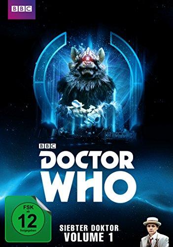 Doctor Who - Siebter Doktor, Volume 1 [4 DVDs]