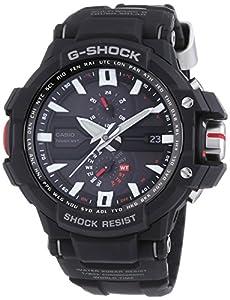 Casio GW-A1000-1A - Reloj (Pulsera, Masculino, Resina, 5.41 cm, 5.24 cm, 1.64 cm)
