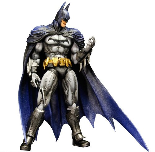 BATMAN: ARKHAM CITY(TM) PLAY ARTS改 -KAI- BATMAN(TM) 【バットマン(TM)】
