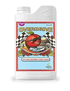 Advanced Nutrients Overdrive Fertilizer from Advanced Nutrients