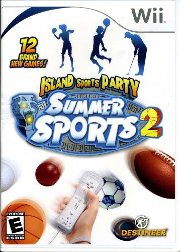 Summer Sports 2 – Nintendo Wii