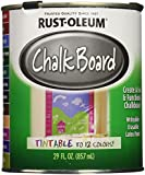Rust-Oleum Corporation 243783 Specialty Chalkboard Tint Base, Quart