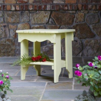 Uwharrie Chair Company Bridgehampton Side Table - Pine - Coffee front-926373
