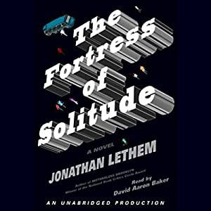 The Fortress of Solitude Audiobook