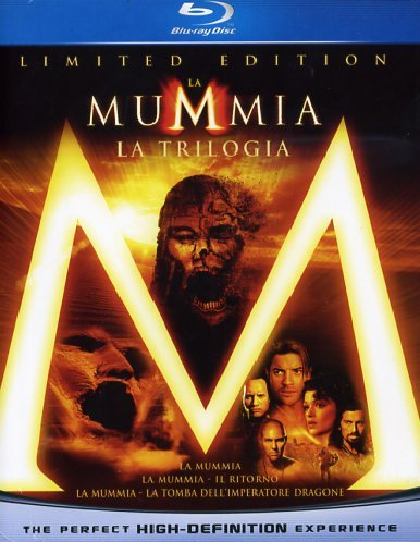 La mummia - La trilogia (boxset) [Blu-ray] [IT Import]