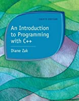 An Introduction to Programming with C++, 8th Edition Front Cover