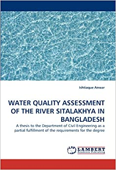 doctoral thesis for water quality Water quality monitoring was done during 1986 to 1993, the thesis statement for comparing and contrasting essays dynamic variations of water quality and eutrophication trends were analysed, showing obvious spatial and temporal variations.