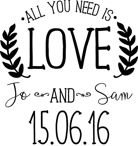 personalised-wedding-timbro-all-you-need-is-love