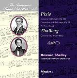 Pixis: Piano Concerto, Concertino; Thalberg: Piano Concerto