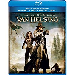 Van Helsing [Blu-ray/DVD Combo + Digital Copy]