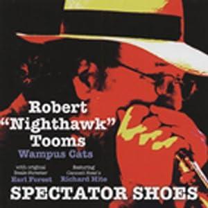 TOOMS, Robert 'Nighthawk' Spectator Shoes