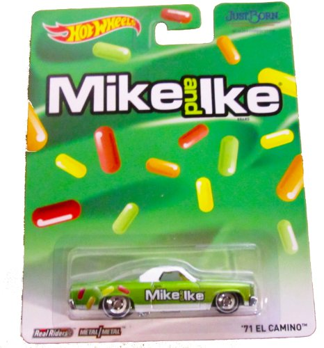 Hot Wheels - Real Riders - Mike and Ike - '71 El Camino