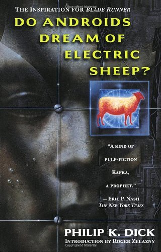 Do Androids Dream of Electric Sheep? by Philip K. Dick Cover