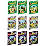 LEGO Mixels Series 3 Complete Set Of All Figures/Characters
