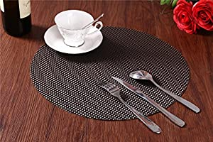 pvc insulation dining room placemat dining room placemats