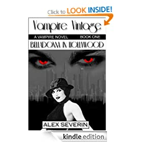 Belladonna in Hollywood (Vampire Vintage, Book 1) (Vampire Vintage Series)