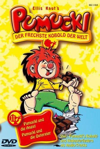 Pumuckl DVD 11: Pumuckl und die Angst / Pumuckl und die Ostereier