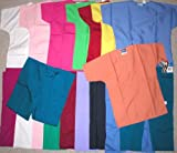 Wholesale Lot 30 Mens Womens Unisex Hospital Scrubs Uniforms Health Care Clothing