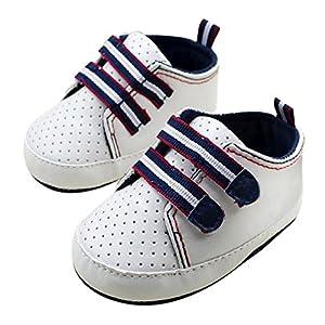 Froomer Zapatos Deportes de bebé Preandador Suave Con Suela Primeros Pasos