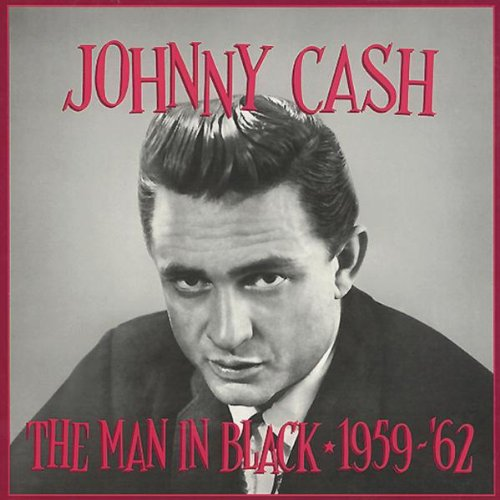 Johnny Cash - The Man In Black (1963-