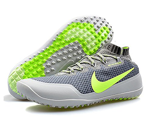 buy online 70e8b f72b8 ... ireland pictures of nike mens free hyperfeel run trail running shoes  light charcoal volt 9d3ba 0c1c6
