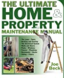 img - for The Ultimate Home And Property Maintenance Manual book / textbook / text book