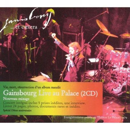 Serge Gainsbourg - Et Caetera: Au Theatre le Palace 1979 - Zortam Music