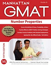 Number Properties GMAT Strategy Guide, 5th Edition (Manhattan GMAT Strategy Guides)