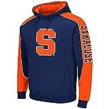 Mens NCAA Syracuse Orange Pull-over Hoodie (Team Color)