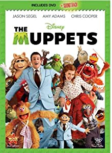 The Muppets (Single-Disc DVD + Soundtrack Download Card)