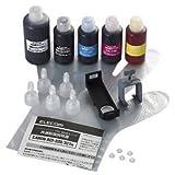 ELECOM 詰替えインク/キヤノン/BCI-321・320BK対応5色セット(5回分) THC-MP630SET
