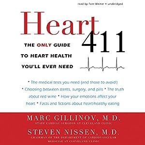 Heart 411 Audiobook