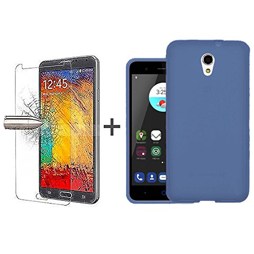 tbocr-pack-blue-tpu-silicone-gel-case-tempered-glass-screen-protector-for-zte-blade-v7-52-inches-sof