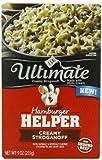 Hamburger Helper Ultimate Creamy Pasta, Stroganoff, 9 Ounce (Pack of 12)