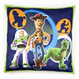 Character World Toy Story 3 Space Printed Plush Cushion (discontinued by manufacturer)by Disney