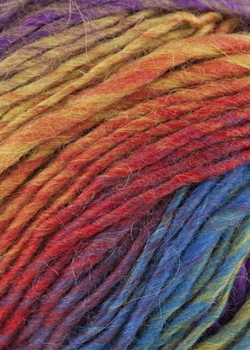 Crystal Palace Mochi Plus Yarn - Tapestry Rainbow