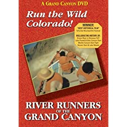 Don Briggs' River Runners of the Grand Canyon