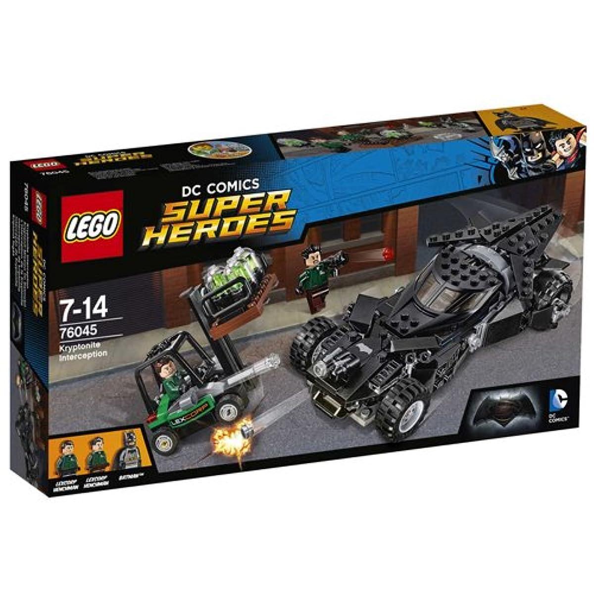 [해외] 레고 (LEGO) 슈퍼히어로즈 크립토나이트의 요격 76045-76045 (2016-01-15)