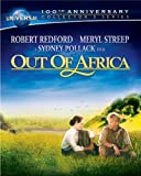 Out of Africa (Blu-ray + DVD + Digital Copy)