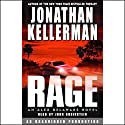 Rage Audiobook by Jonathan Kellerman Narrated by John Rubinstein